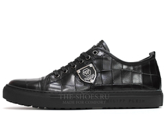 Кеды Мужские Philipp Plein Low-Top Say So Limited