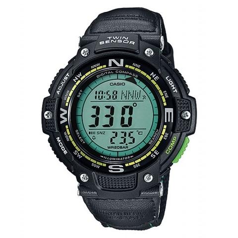 Купить Наручные часы Casio SGW-100B-3A2DR по доступной цене