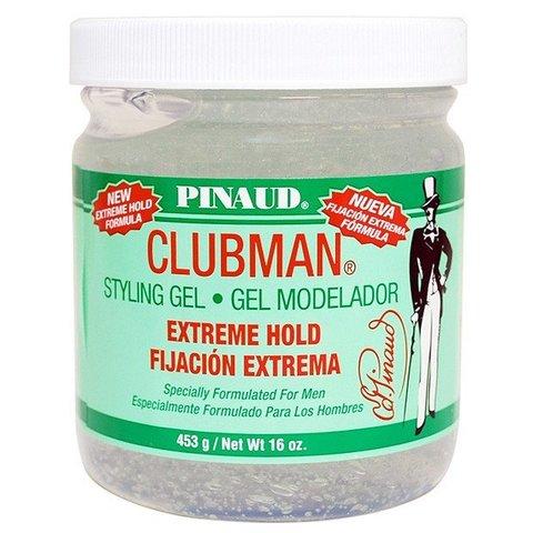 Гель для укладки Clubman крайне сильной фиксации