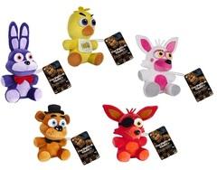 Пять ночей с Фредди мягкие игрушки Аниматроники