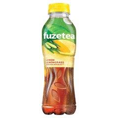 Чай черный холодный Fuzetea со вкусом лимона и лемонграсса 1 л