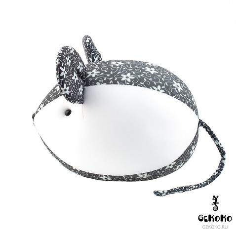Подушка-игрушка антистресс «Мышь в доме тишь» 3