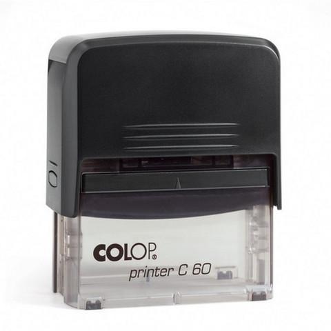 Оснастка для штампов пластик. Pr. C60 37х76мм (аналог 4926) Colop