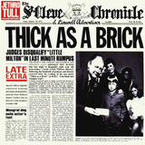 Jethro Tull ‎/ Thick As A Brick (CD)