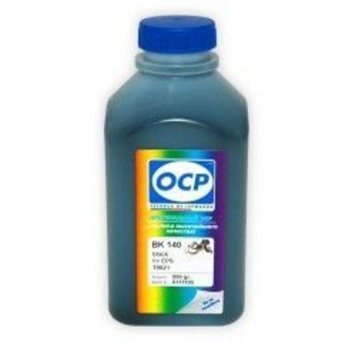 Чернила OCP BK 140 (340 edition) Black для Epson T50/T59/P50/TX800/TX700/TX650/RX610, 500 мл