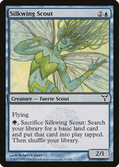 Silkwing Scout (Фойл, Английский)