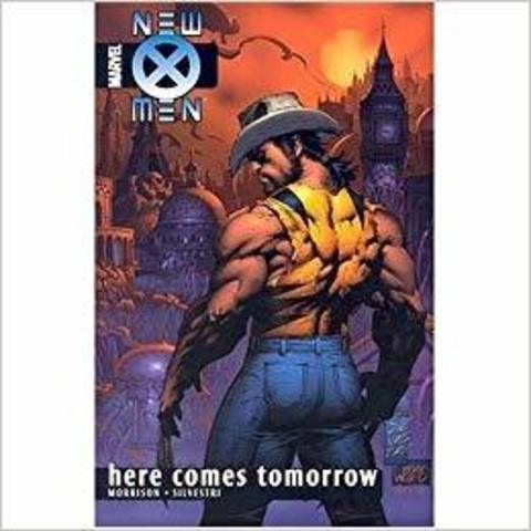 New X-Men: Here Comes Tomorrow TPB