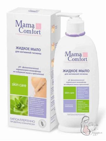 Mama Comfort. Жидкое интимное мыло, 250 мл