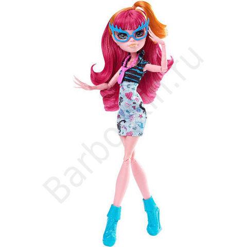 Кукла Monster Джиджи Грант (Gigi Grant) - Крик Гиков (Geek Shriek), Mattel