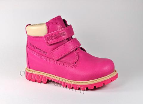 Ботинки утепленные Minitin (Minicolor) 750-86-05