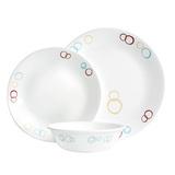 Набор посуды Circles 12 пр, артикул 1118182, производитель - Corelle