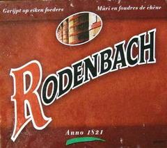 Пиво Rodenbach