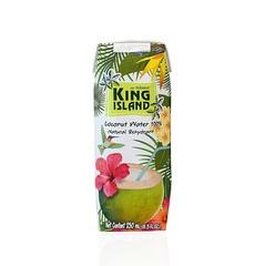 100 % Кокосовая вода без сахара, King Island