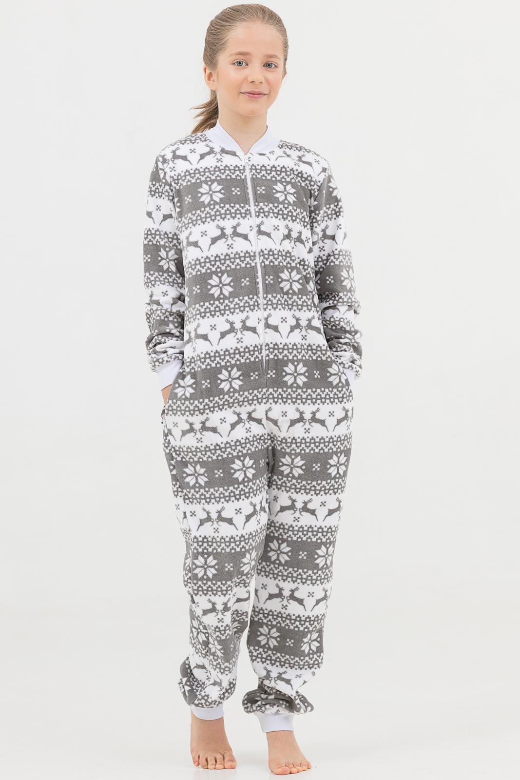 d2371bc90a741 Детская пижама-комбинезон