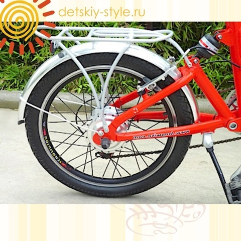 "Электровелосипед Joy Automatic ""LWEB-T1601C"""