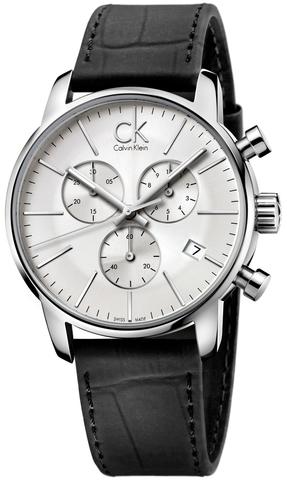 Купить Наручные часы Calvin Klein City K2G271C6 по доступной цене