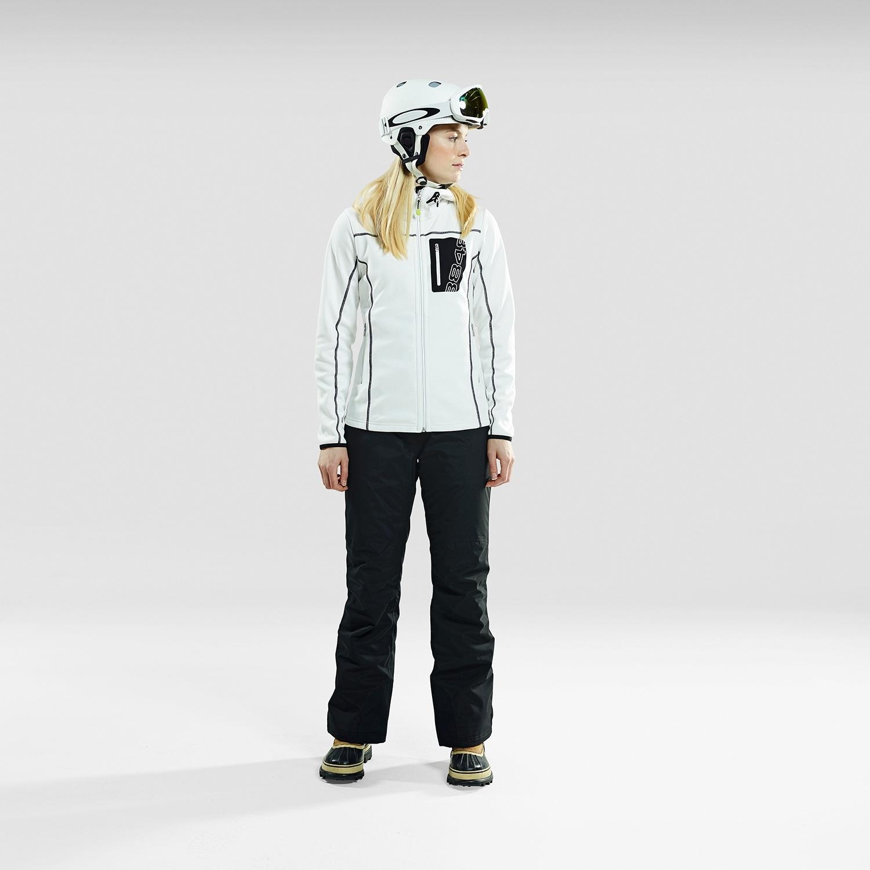 Женская толстовка 8848 Altitude ALYSSA white (676852) белая