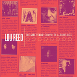 Lou Reed / The Sire Years: Complete Albums Box (10CD)