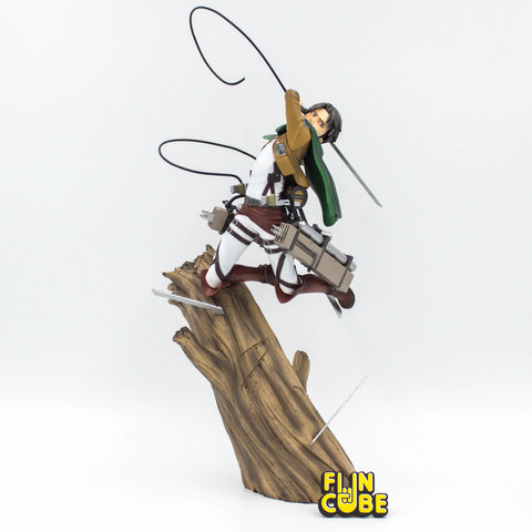Миниатюра Attack on Titan Levi 28cм