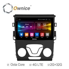 Штатная магнитола на Android 6.0 для Ford Mondeo 15+ Ownice C500+ S9205P