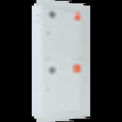 Шкаф пожарный белый ШПК-320 ВЗБ правый