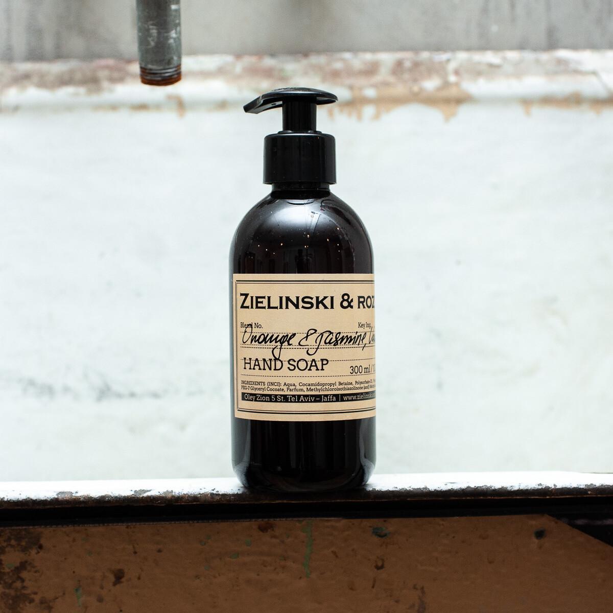 Жидкое мыло ZIELINSKI & ROZEN (300мл)