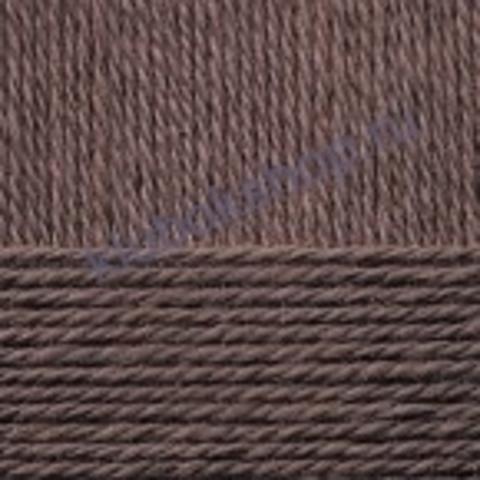 Пряжа Детская новинка (Пехорка) цвет 187 Капучино