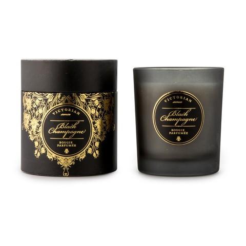 Ароматическая свеча On Interior Black Champagne