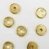 Элемент под заклепку TierraCast для кабошона 7 мм (ss 34), 10 мм (цвет-золото)