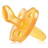 Соска-пустышка ортодонтическая из натурального каучука (латекса) 3+ Large