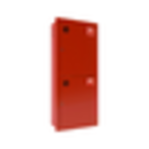 Шкаф пожарный красный ШПК-320 ВЗК правый