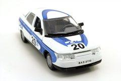 VAZ-2110 Lada Sport #20 blue Agat Mossar Tantal 1:43