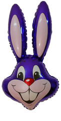 Заяц (фиолетовый) F 35