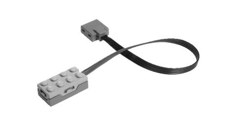 LEGO Education Mindstorms: Датчик наклона WeDo 9584 — WeDo Robotics Tilt Sensor — Лего Эдукейшн Образование Виду