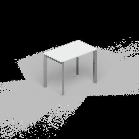 Стол приставной (стекло)
