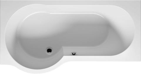 Акриловая ванна Riho DORADO 170х75R