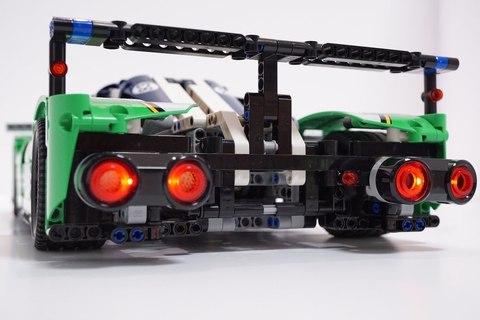 LEGO Technic: Гоночный автомобиль 42039
