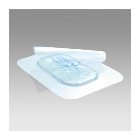 Гидротак транспарент комфорт (бывш.Гидросорб комфорт) гидрогелевая повязка