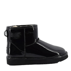 UGG Jimmy Choo Mini Patent Black