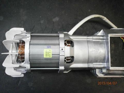 Двигатель эл. переменного тока DDE SH2845 в сборе с редуктором