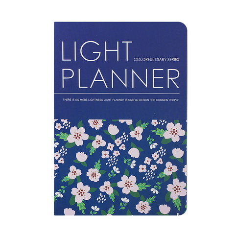 Планинг Light Planner Navy