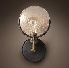 бра Gaslight Lens Sconce