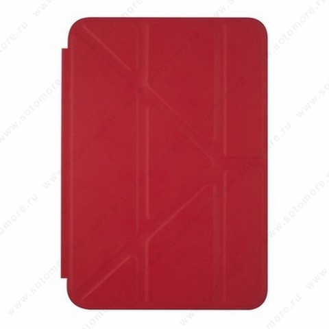 Чехол-книжка Smart Case для Samsung Galaxy Tab S2 8.0 Т710/ T715 красный