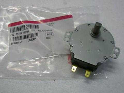 Мотор (двигатель) вращения поддона для тарелки LG, Bosch, Siemens - 6549W1S018A