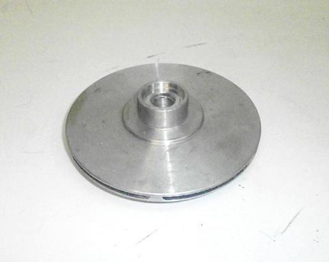 Крыльчатка помпы DDE PH50/ GHP50 вариант 1 / с местом под установку керамического сальника