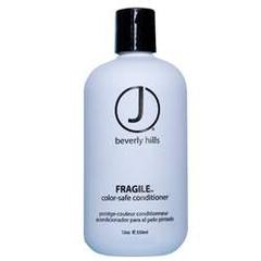 J Beverly Hills Hair Care Fragile Conditioner - Кондиционер для окрашенных и поврежденных волос 350 мл