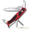 Нож перочинный Victorinox RangerGrip 61 130мм 11 функций красно-чёрный (0.9553.MC) жидкий меланж купить у производителя