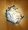 Slamp CLI78PLF0000P_000 — Потолочный накладной светильник CLIZIA
