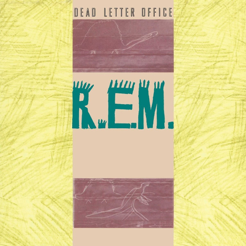 R.E.M. / Dead Letter Office (LP)