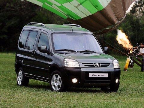 Чехлы на Peugeot Partner Origin 2002–2009 г.в.